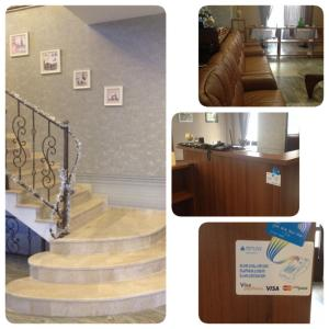 Hotel Salmer, Bed and breakfasts  Tbilisi City - big - 56