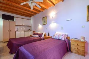 Panormos Hotel and Studios, Hotely  Naxos Chora - big - 28