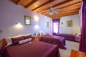 Panormos Hotel and Studios, Hotely  Naxos Chora - big - 6