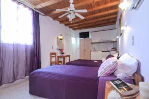Panormos Hotel and Studios, Hotely  Naxos Chora - big - 14