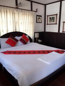 New Lao Paris Hotel, Hostince  Vientiane - big - 11