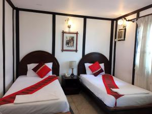 New Lao Paris Hotel, Hostince  Vientiane - big - 3