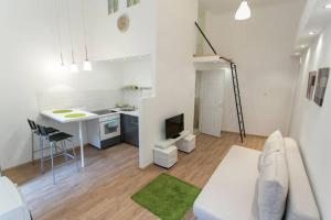 Studio in the Heart of the City, Ferienwohnungen  Budapest - big - 1