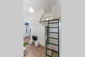 Studio in the Heart of the City, Ferienwohnungen  Budapest - big - 6