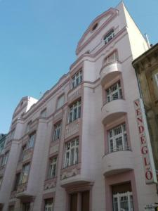 Studio in the Heart of the City, Ferienwohnungen  Budapest - big - 7