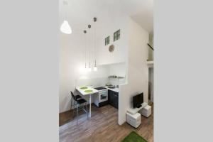 Studio in the Heart of the City, Apartmány  Budapešť - big - 12