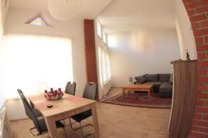 Ferien im Laden, Apartmanok  Quedlinburg - big - 13