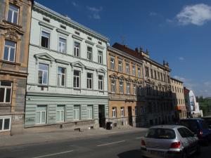 Apartment Brno Reissigova