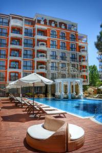 Harmony Palace, Aparthotely  Slunečné pobřeží - big - 49
