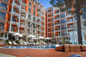 Harmony Palace, Aparthotely  Slunečné pobřeží - big - 51