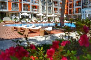 Harmony Palace, Aparthotely  Slunečné pobřeží - big - 50