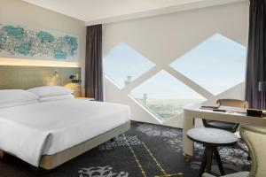 Hilton Amsterdam Airport Schiphol, Отели  Схипхол - big - 48