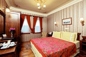 Dersaadet Hotel Istanbul, Отели  Стамбул - big - 48