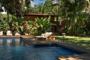 Casa Natureza Brasil Guest House, Гостевые дома  Арраял-д'Ажуда - big - 1