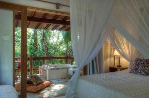 Casa Natureza Brasil Guest House, Гостевые дома  Арраял-д'Ажуда - big - 28