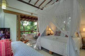 Casa Natureza Brasil Guest House, Гостевые дома  Арраял-д'Ажуда - big - 22