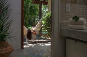 Casa Natureza Brasil Guest House, Гостевые дома  Арраял-д'Ажуда - big - 16