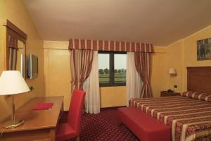 Hotel Riz B.B, Hotely  San Genesio ed Uniti - big - 12