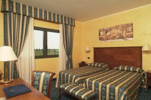 Hotel Riz B.B, Hotely  San Genesio ed Uniti - big - 16