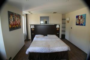 Les Deux Frères, Hotel  Roquebrune-Cap-Martin - big - 3