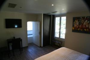 Les Deux Frères, Hotely  Roquebrune-Cap-Martin - big - 6