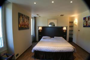 Les Deux Frères, Hotel  Roquebrune-Cap-Martin - big - 12