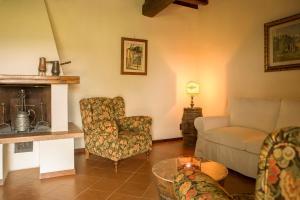 Quercia Al Poggio, Фермерские дома  Барберино-Валь-д'Эльса - big - 7