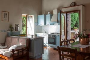 Quercia Al Poggio, Фермерские дома  Барберино-Валь-д'Эльса - big - 10