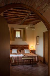 Quercia Al Poggio, Фермерские дома  Барберино-Валь-д'Эльса - big - 31