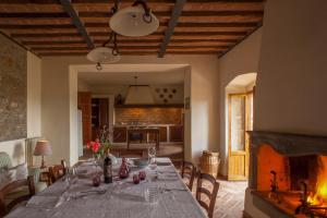 Quercia Al Poggio, Farmházak  Barberino di Val d'Elsa - big - 32