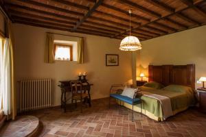 Quercia Al Poggio, Фермерские дома  Барберино-Валь-д'Эльса - big - 37