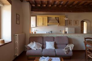 Quercia Al Poggio, Farmházak  Barberino di Val d'Elsa - big - 12