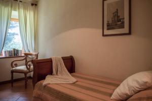 Quercia Al Poggio, Фермерские дома  Барберино-Валь-д'Эльса - big - 41