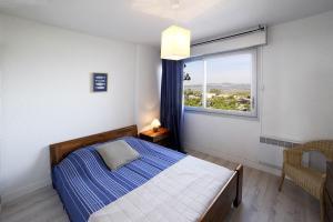 Résidence de Tourisme l'Albatros, Apartmány  Palavas-les-Flots - big - 10