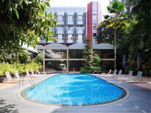 Le Meridien Bangalore, Hotely  Bangalore - big - 21
