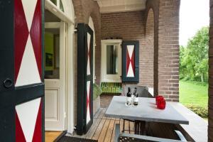 Villa Rozenhof, Country houses  Almen - big - 16