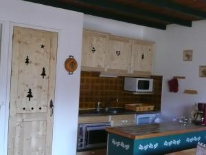 Chalanche, Ferienwohnungen  Barcelonnette - big - 5
