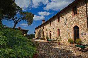 Borgo Il Poggiaccio Residence, Country houses  Sovicille - big - 126