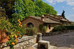 Borgo Il Poggiaccio Residence, Country houses  Sovicille - big - 125