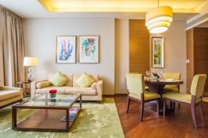 Marriott Executive Apartment Tianjin Lakeview, Aparthotels  Tianjin - big - 3