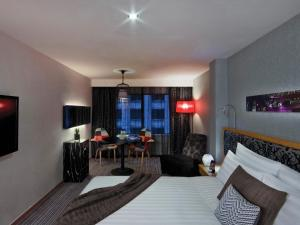 Kew Green Hotel Wanchai Hong Kong (Formerly Metropark Wanchai), Hotels  Hong Kong - big - 3