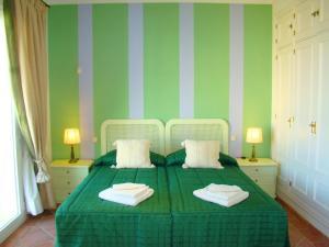 La Perla de Marakech, Appartamenti  Estepona - big - 31