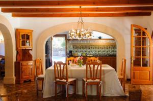Rotes, Dovolenkové domy  Cala Ferrera - big - 24