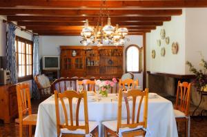 Rotes, Dovolenkové domy  Cala Ferrera - big - 3