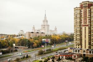 Universitetskaya Hotel, Hotels  Moscow - big - 49