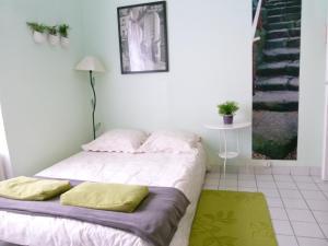 Perrache Sainte Blandine, Апартаменты  Лион - big - 23