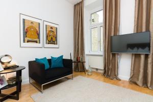 Rafael Kaiser – Budget Design Apartments Vienna, Apartmány  Viedeň - big - 57