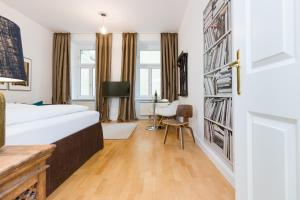 Rafael Kaiser – Budget Design Apartments Vienna, Апартаменты  Вена - big - 58