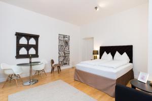 Rafael Kaiser – Budget Design Apartments Vienna, Апартаменты  Вена - big - 59