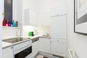 Rafael Kaiser – Budget Design Apartments Vienna, Apartmány  Viedeň - big - 62